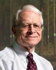 Harold Burkhart PhD - Photo: Virginia Tech