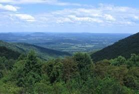 View from Jenkins Gap Overlook (Courtesy: Richard Stromberg)