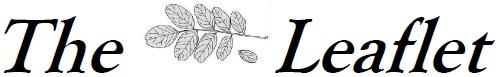 Leaflet Header Logo