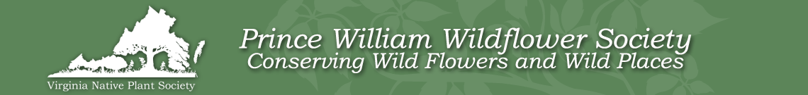 Prince William Wildflower Society