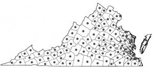 Source: Digital Atlas of the Flora of Virginia vaplantatlas.org