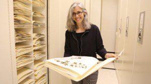 Herbarium and Greenhouse Field Trip - Beth Chambers by Stephen Salpukas