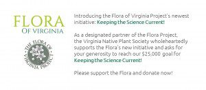 Flora Of Virginia Keeping the Science Current Initiative