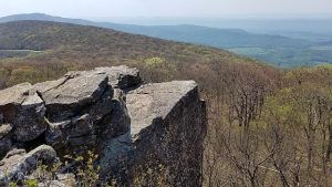 View From Marshall Peak Shenandoah National Park Copyright (c) Alltrails.com used with permission