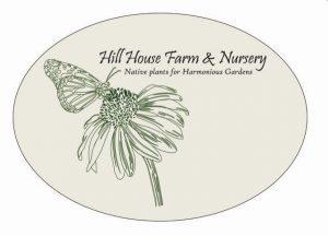 Hill House Native Plant Nursery Logo