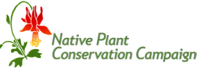 Native Plant Conservation Campaign Logo 131x400