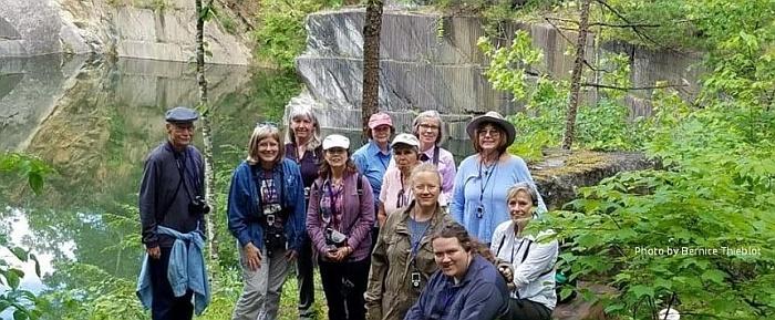 Quarry Gardens at Schuyler